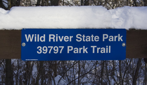 Wild River State Park - Address